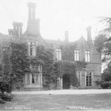 Nuneaton.  Camp Hill Hall