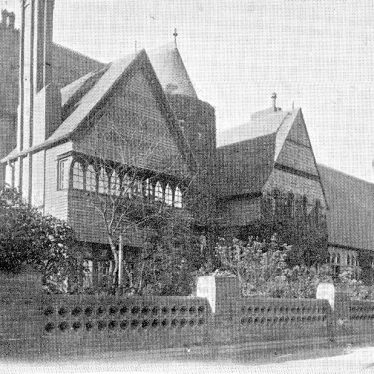Nuneaton.  King Edward VI Grammar School