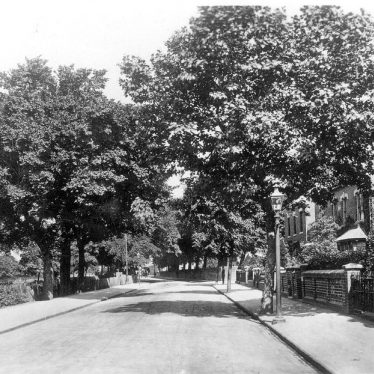 Nuneaton.  Attleborough Road