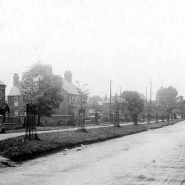Nuneaton.  Hinckley Road, Midland Bridge
