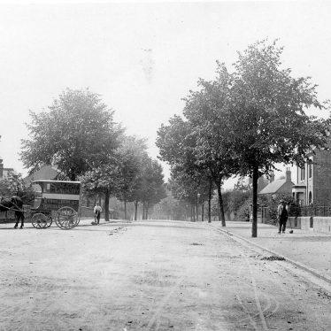 Nuneaton.  Hinckley Road