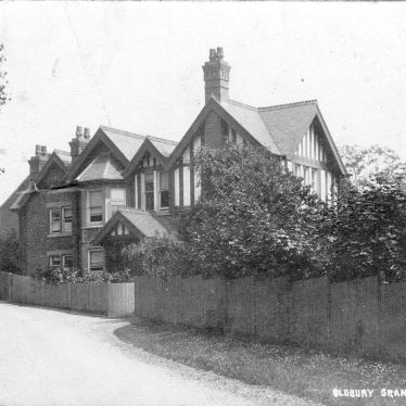 Hartshill.  Oldbury Grange