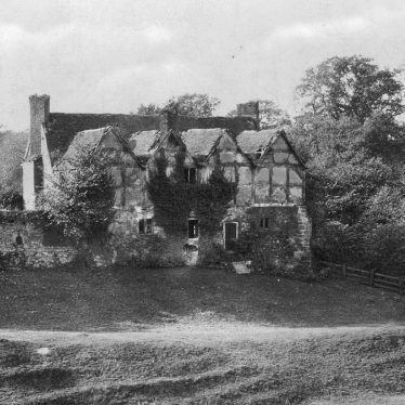 Hartshill.  Old Abbey