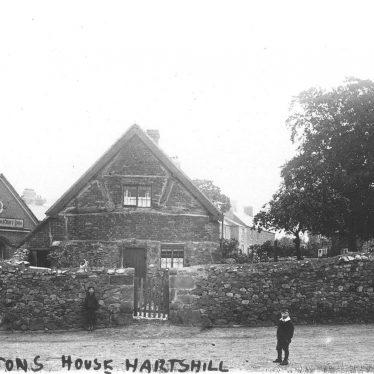 Hartshill.  Drayton's House