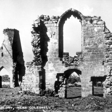 Maxstoke Priory.