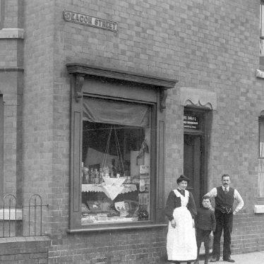 Chilvers Coton.  Deacon Street