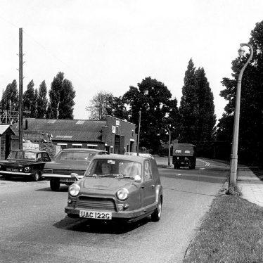 Warwick.  Millers Road