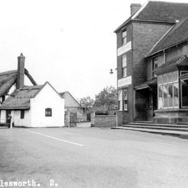 Polesworth.  Square