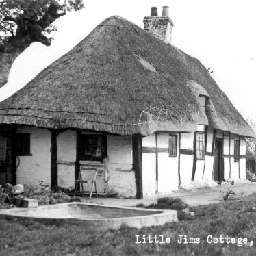 Polesworth.  Little Jim's Cottage