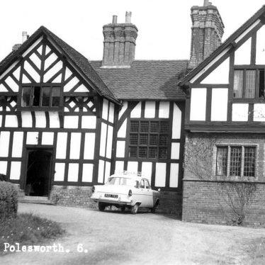 Polesworth.  Vicarage