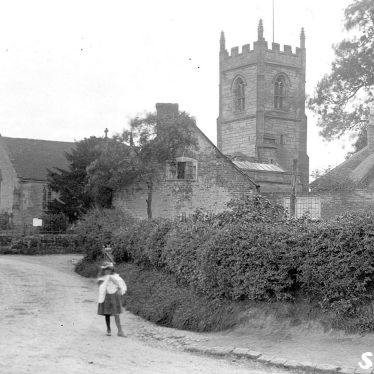 Shilton.  St Andrew's church
