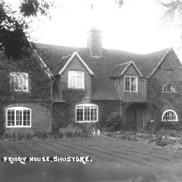 Shustoke.  Priory House