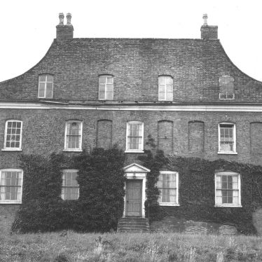 Warton.  Bramcote Hall