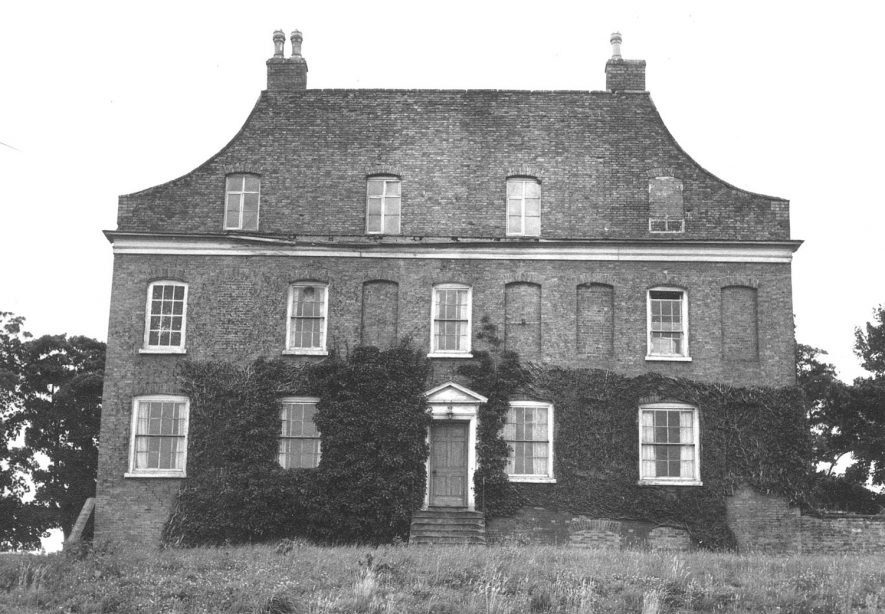 Bramcote Hall, Warton.  1965 |  IMAGE LOCATION: (Warwickshire County Record Office)