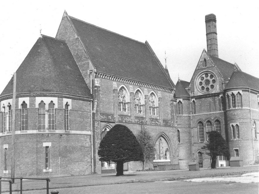 Whitacre Water Works, Shustoke.  1960s    IMAGE LOCATION: (Warwickshire County Record Office)