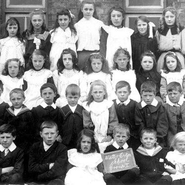 Water Orton.  Group 1 school photograph
