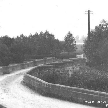 Water Orton.  Old Bridge