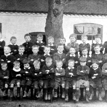 Whitacre, Nether.  School group