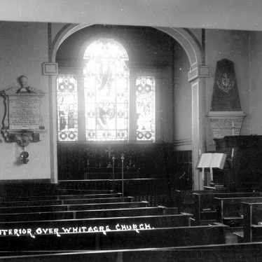 Over Whitacre.  St Leonard's church