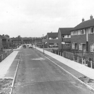 Atherstone.  Lister Road