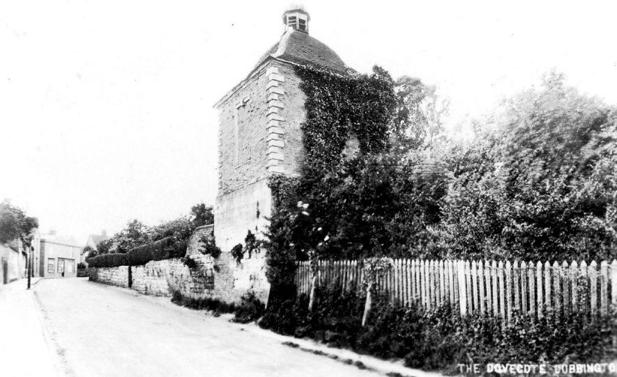The Dovecote, Cubbington.  1920 |  IMAGE LOCATION: (Warwickshire County Record Office)