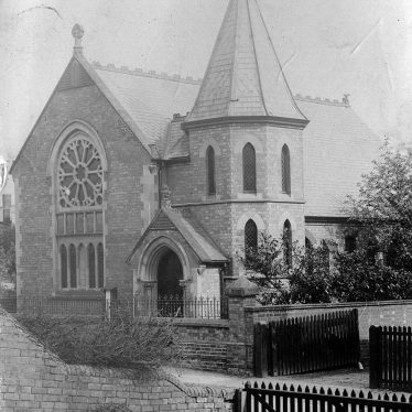 Cubbington.  Wesleyan Chapel