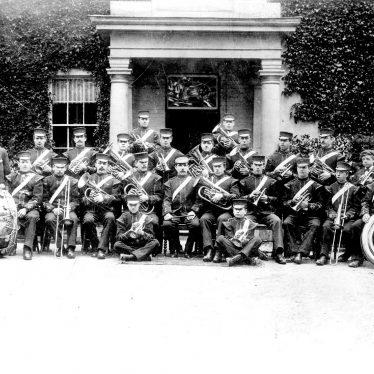 Cubbington.  Original Brass Band