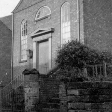 Cubbington.  Ledbrook Hall