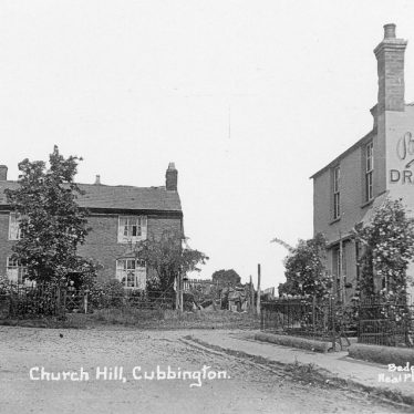 Cubbington.  Church Hill
