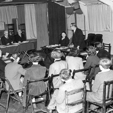 Cubbington.  Parish Council meeting