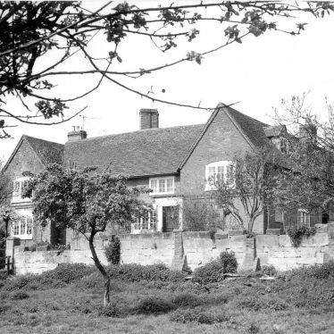 Cubbington.  Church Farm