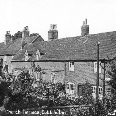 Cubbington.  Church Terrace