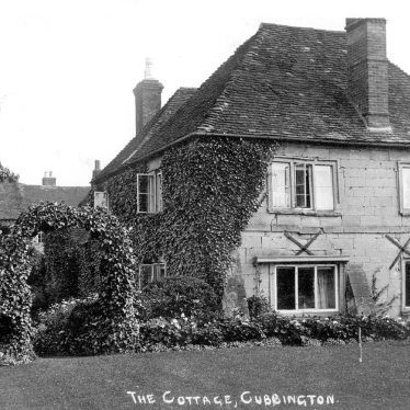 Cubbington.  Cottage
