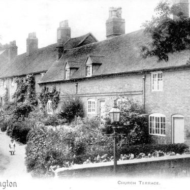 Cubbington.  Church Terrace