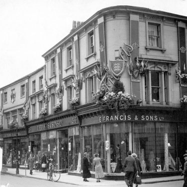 Leamington Spa.  E. Francis & Sons Ltd