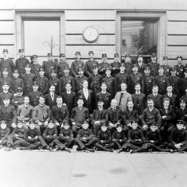 Leamington Spa.  G.P.O. Staff