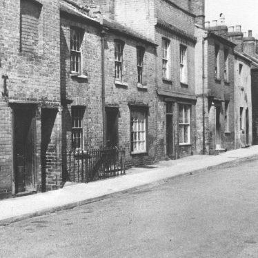 Leamington Spa.  Brook Street
