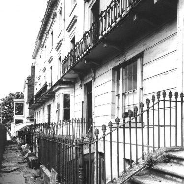 Leamington Spa.  Newbold Terrace