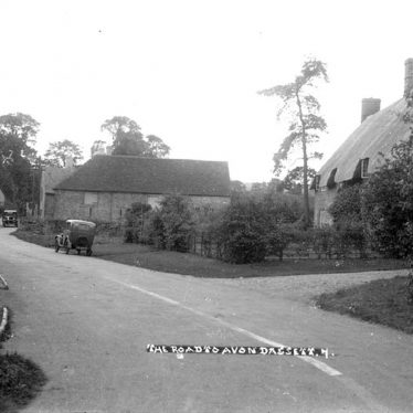 Fenny Compton.  Village Street