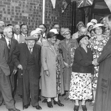 Hunningham.  School Centenary celebrations