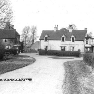 Hunningham Hill.