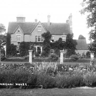 Hunningham.  Hunningham House