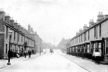 Memories of Clapham Terrace School in the 1920s