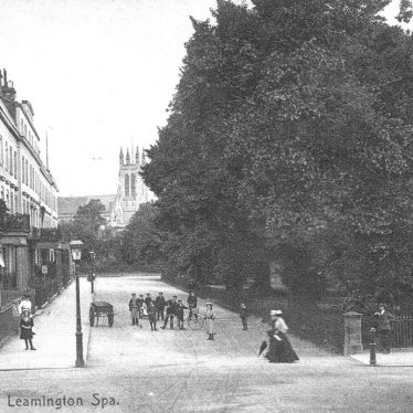 Leamington Spa.  Euston Place