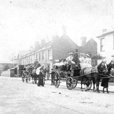 Leamington Spa.  Farley Street