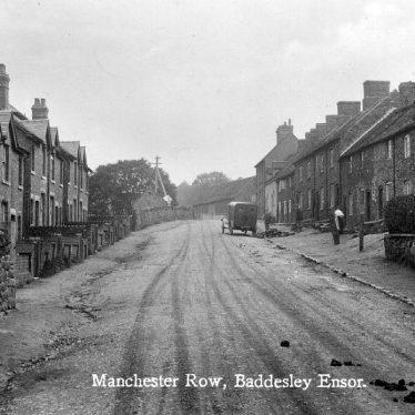 Baddesley Ensor.  Manchester Row