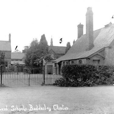 Baddesley Clinton.  Convent School