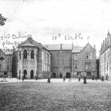 Leamington Spa.  Convent of the Sacred Heart