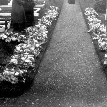 Leamington Spa.  Cemetery