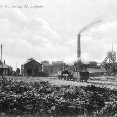 Baddesley Colliery.